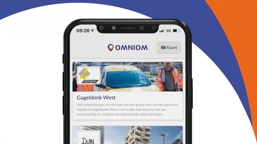Omniom app